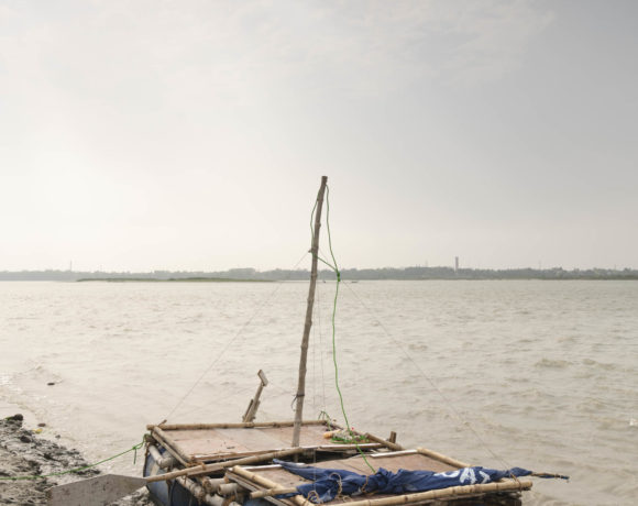 Alex Bellini - zattera - 10 Rivers 1 Ocean
